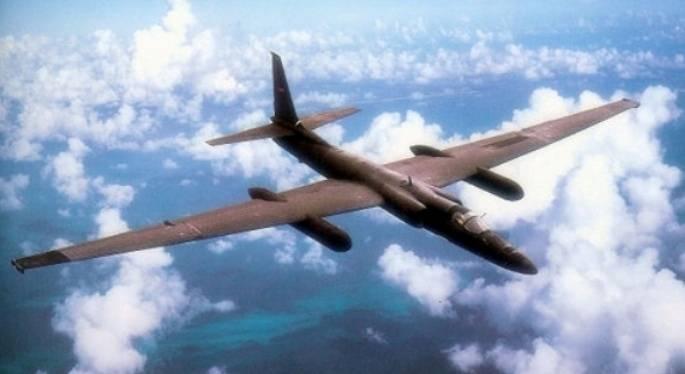 El Avión Espía Lockheed U-2