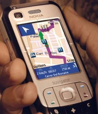 Nokia ofrece GPS Gratis en Algunos modelos Móviles