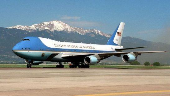 El Air Force One, el Moderno Avión Presidencial de los EE. UU.
