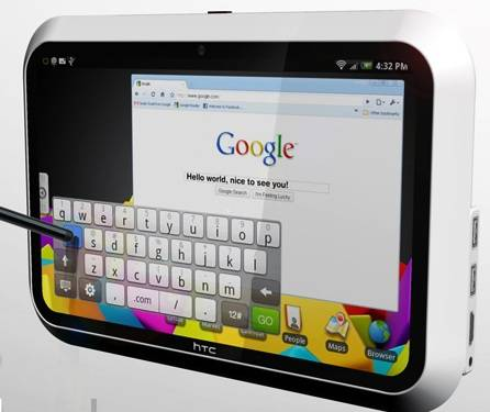 Un Moderno Concepto para un Novedoso Tablet PC