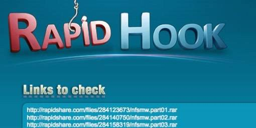 Como Verificar tus Enlaces de Rapidshare, Megaupload y Otros mas