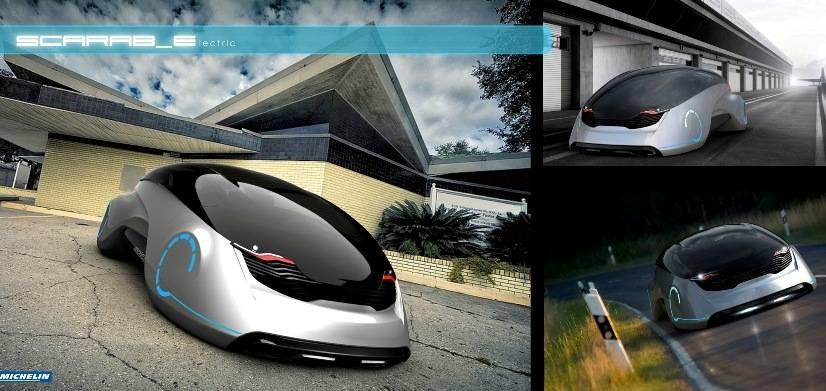 Prototipos de los Autos Eléctricos del 2020