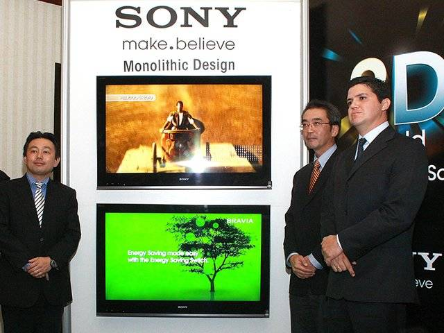 Sony nos Entusiasmó en la Presentación de sus Productos OPEN HOUSE 2010