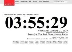 Como Averiguar la hora Exacta en Cualquier lugar del Mundo