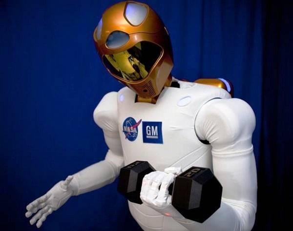 Robonaut2, el nuevo prototipo de la NASA y General Motors