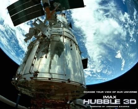 La NASA y Corporación IMAX realizan Película en formato 3D