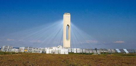 La Torre Proveedora de Energía Solar mas Grande del Mundo