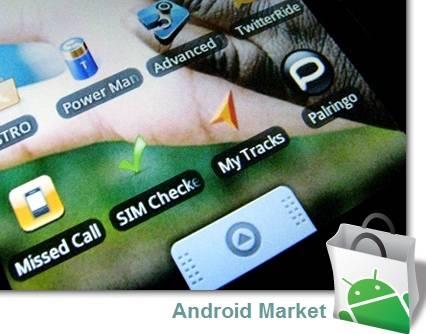 El Android Market ya Alcanzo las 30.000 Aplicaciones