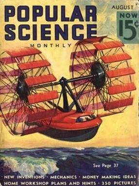 Disponible y Gratis todas las Revistas de Popular Science desde 1872 hasta Hoy