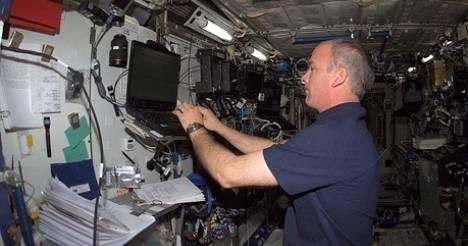 Ya es Posible el Tweet directo desde el Espacio