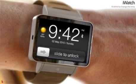 El iWatch un Moderno concepto para el Futuro Reloj de Apple