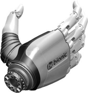 BeBionic, la primera Prótesis de mano Robótica en ser Comercializada