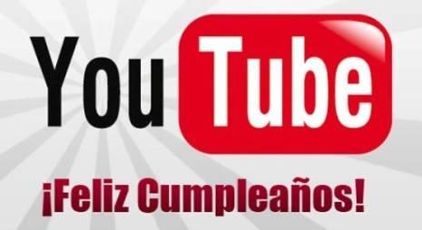 Youtube Five Year, un canal con los  mejores vídeos de YouTube