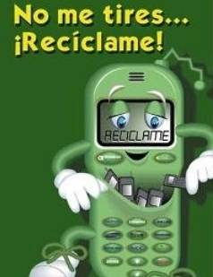 Reciclaje de Teléfonos Móviles antiguos para Ayudar al Medio Ambiente
