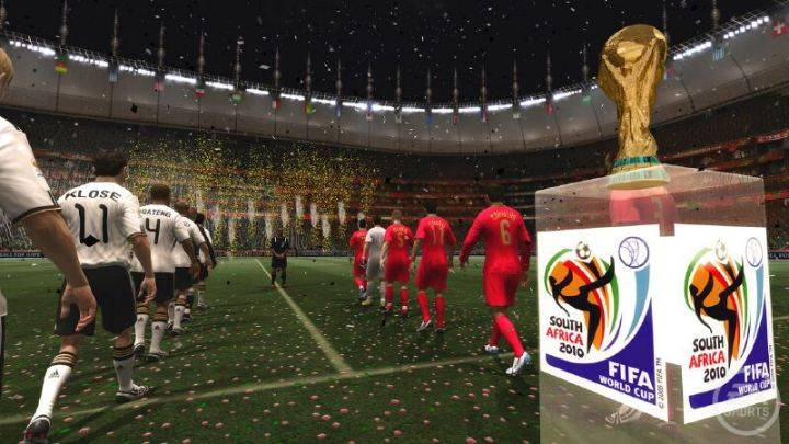 Toda la información del Mundial Sudáfrica 2010 en un solo portal