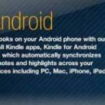 Amazon lanzará pronto Kindle gratis para Android