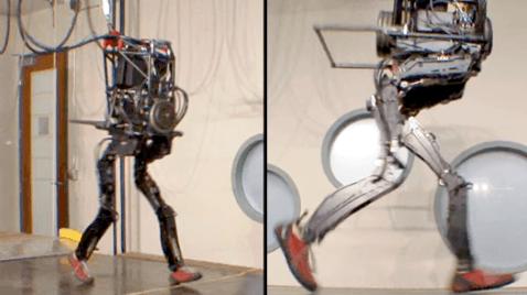 PETMAN, el Robot soldado del Futuro