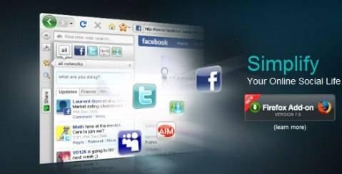 Como Administrar todas tus Redes Sociales en Firefox