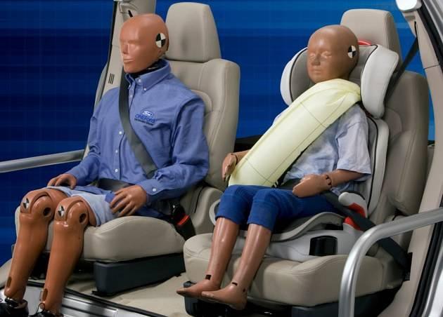 Impresionante anuncio Publicitario que invita al uso del Cinturón de Seguridad