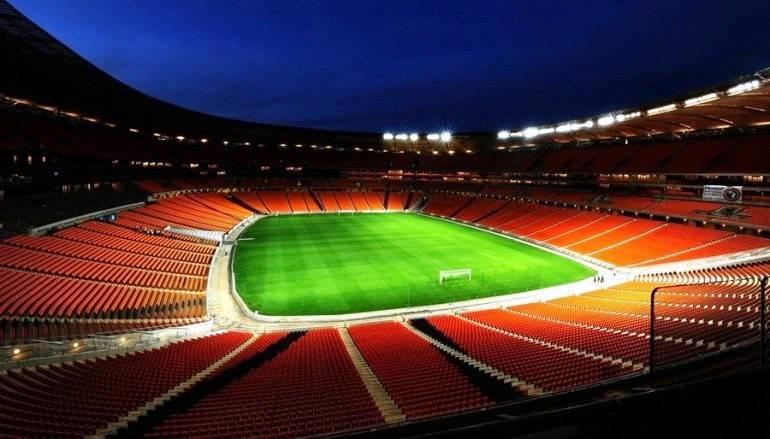 Fotos de los Estadios de Futbol Sudáfrica 2010