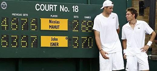 El Partido de Tenis más largo de toda la Historia