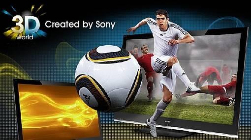 El Mundial de Futbol 2010, motivo perfecto para Popularizar el formato 3D
