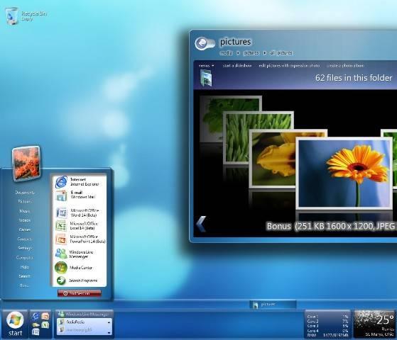 Como cambiar la Imagen de Fondo en Windows 7