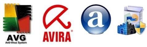 Los Cinco mejores Antivirus Gratuitos