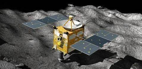 Sonda Japonesa trae a la Tierra las primeras muestras de un Asteroide