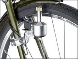Recargue su Teléfono Móvil mientras viaje en Bicicleta
