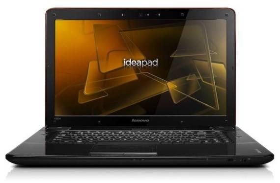 Lenovo Y560d, la nueva Portátil con funciones 3D