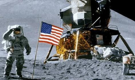 20 de julio 1969: El hombre pisa suelo lunar por primera vez