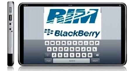 La BlackBerry Tablet: cada vez mas cerca en hacer su Aparicion