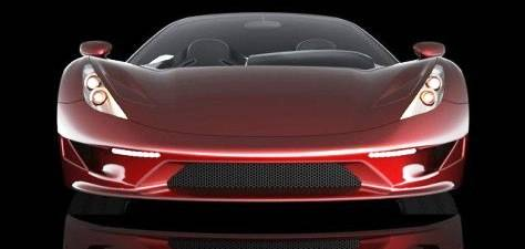El Auto prototipo GT Dagger, un moderno rey de las Pistas
