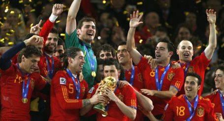 Toshiba reembolsara a Clientes valor de sus compras por que España campeona en el Mundial