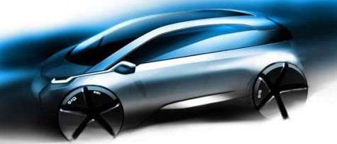 Megacity Vehicle: El primer auto eléctrico de la BMW hecho de Carbono