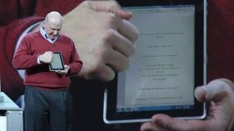 Microsoft confirma que hay una Tablet en camino