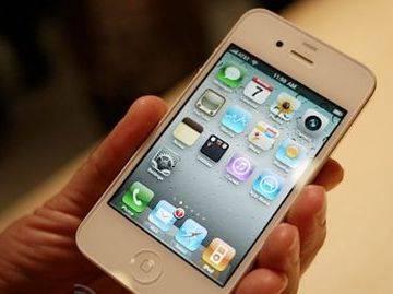 Apple retarda el lanzamiento del iPhone 4 Blanco hasta fin de Año