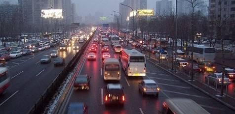 IBM mide índice sobre la mayor congestión de Tráfico a nivel Mundial