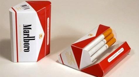 Nuevo diseño de la Cajetilla de Cigarro pretende reducir el consumo de Tabaco