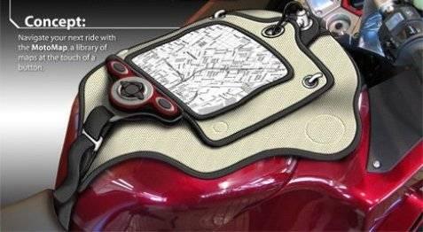 MotoMap: El GPS para instalar en tu Motocicleta