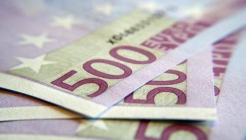 Billete de 500 euros no puede editarse en Photoshop
