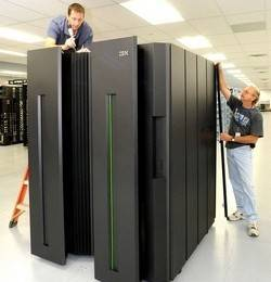 IBM y el procesador más rápido del mundo