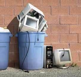 Reciclar y Reusar antes de actualizar o comprar un nuevo dispositivo electrónico