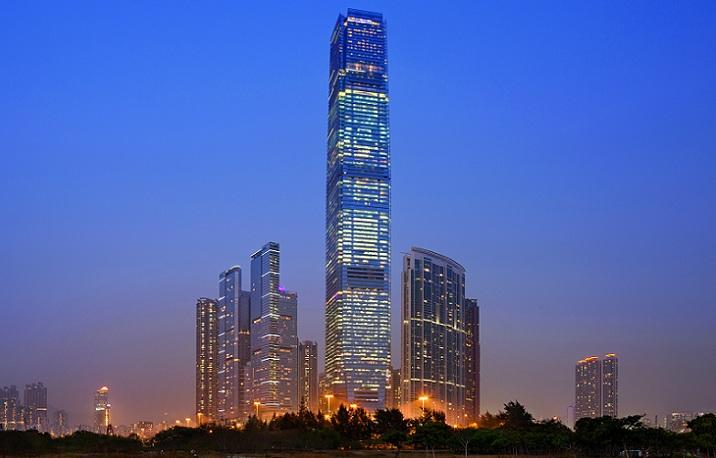 The Ritz-Carlton Hong Kong, próximamente el hotel más alto y moderno del mundo