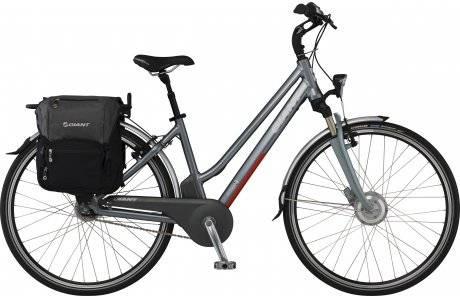 Bicicleta Eléctrica capaz de alcanzar más de 100 km. de recorrido