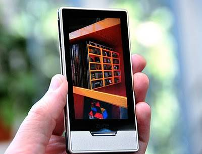El Zune HD2, podría convertirse en el iPod Touch de Microsoft