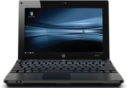 HP Mini 5103, la netbook de alta gama de HP con procesador Intel de doble núcleo