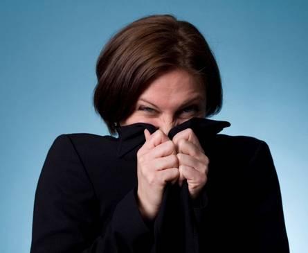 El cerebro detecta los fuertes olores más a prisa