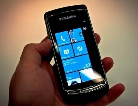 Presentación de Windows Phone 7 podría ser el 11 de octubre